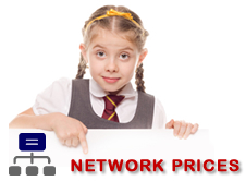 network prices