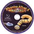 Phonics Alive 4 Grammar CD