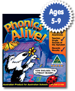 Phonics Alive! 1 - Series Demos