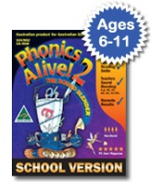 Phonics Alive! 2 School Version
