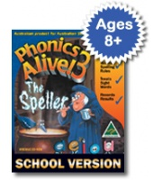 Phonics Alive! 3 School Version
