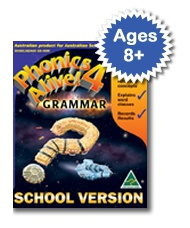 Phonics Alive! Grammar School Version